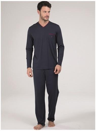 Blackspade Pijama Takım Lila